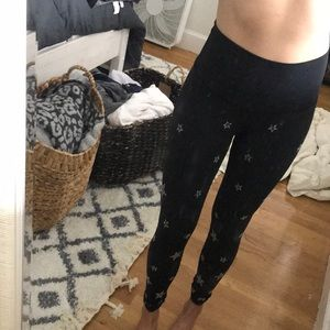 soulcycle Pants - Full length high waist SoulCycle beaded leggings